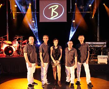 Orchestre Bahamas en Vendée