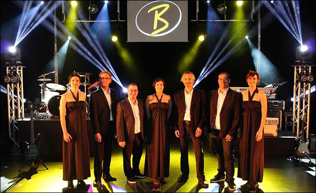 Orchestre Bahamas Bal populaire en Vendée.